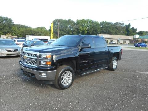 2015 Chevrolet Silverado 1500 for sale at Auto Center Elite Vehicles LLC in Spartanburg SC