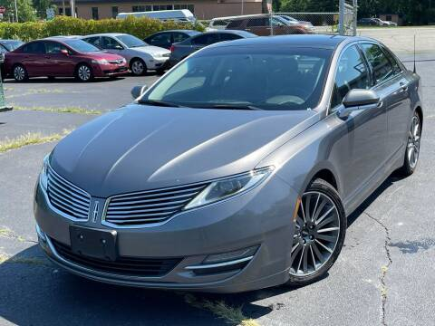 2014 Lincoln MKZ for sale at MAGIC AUTO SALES in Little Ferry NJ