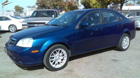 2008 Suzuki Forenza for sale at Larry's Auto Sales Inc. in Fresno CA