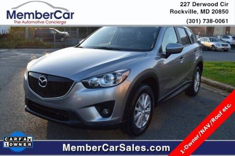 2013 Mazda CX-5 for sale at MemberCar in Rockville MD