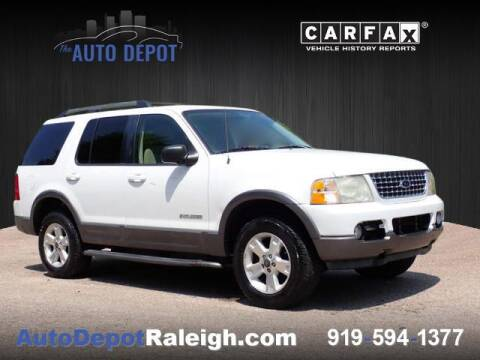2005 Ford Explorer for sale at The Auto Depot in Raleigh NC