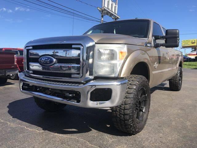 2012 Ford F-250 Super Duty for sale at Instant Auto Sales in Chillicothe OH