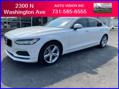 2018 Volvo S90 for sale at Auto Vision Inc. in Brownsville TN