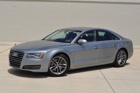 2011 Audi A8 for sale at Select Motor Group in Macomb Township MI