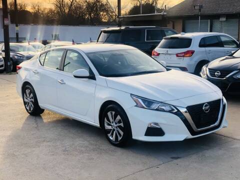 2020 Nissan Altima for sale at Safeen Motors in Garland TX