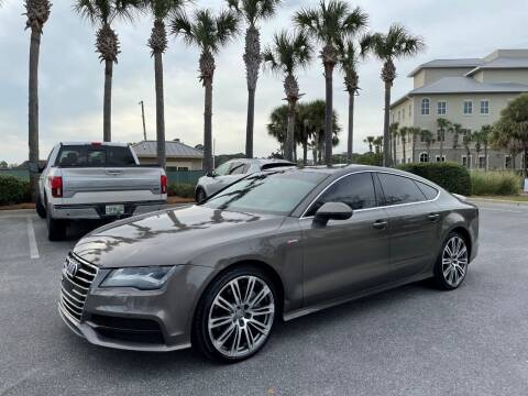 2013 Audi A7 for sale at Gulf Financial Solutions Inc DBA GFS Autos in Panama City Beach FL