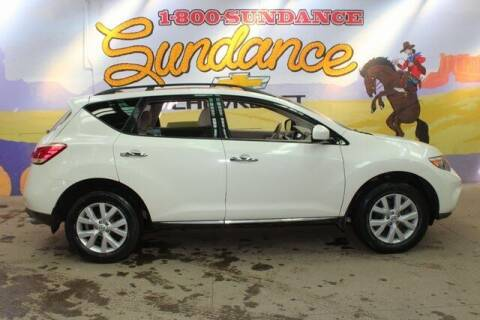 2011 Nissan Murano for sale at Sundance Chevrolet in Grand Ledge MI