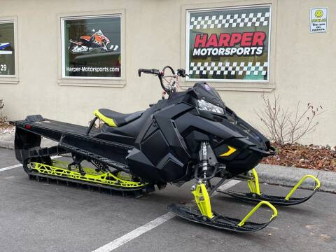 2018 Polaris PRO RMK AXYS 800 163 3in for sale at Harper Motorsports in Post Falls ID