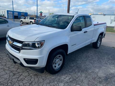 2018 Chevrolet Colorado for sale at Superior Used Cars LLC in Claremore OK