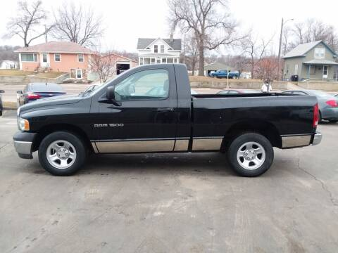 2002 Dodge Ram Pickup 1500 for sale at QS Auto Sales in Sioux Falls SD