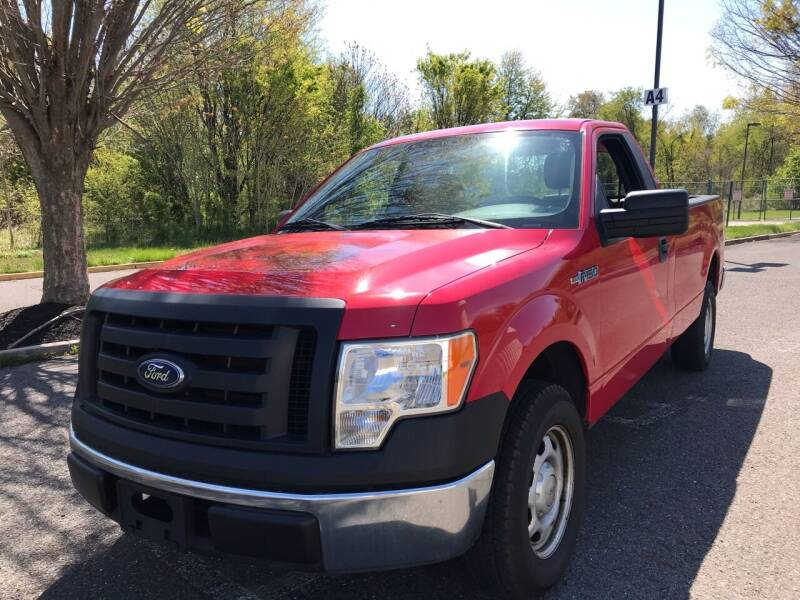 2010 Ford F-150 4x2 XL 2dr Regular Cab Styleside 8 ft. LB - Westampton NJ