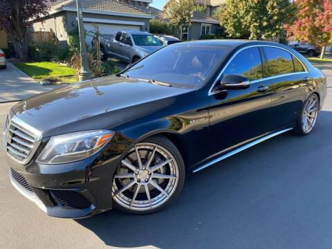 2014 Mercedes-Benz S-Class for sale at Zapp Motors in Englewood CO