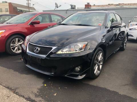 2013 Lexus IS 250 for sale at OFIER AUTO SALES in Freeport NY