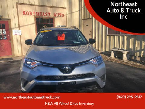 2018 Toyota RAV4 for sale at Northeast Auto & Truck Inc in Marlborough CT
