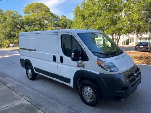 2017 RAM ProMaster Cargo for sale at Asap Motors Inc in Fort Walton Beach FL