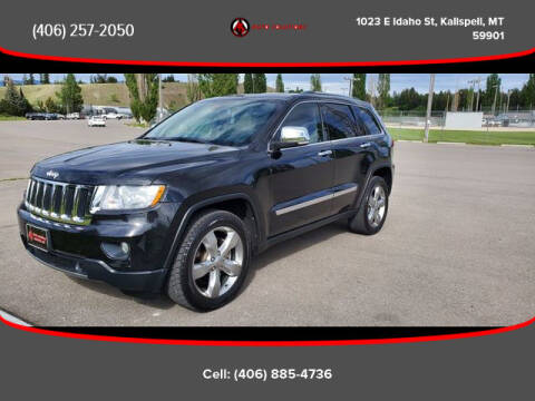 2012 Jeep Grand Cherokee for sale at Auto Solutions in Kalispell MT