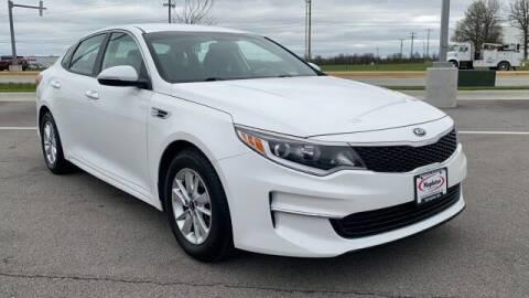 2016 Kia Optima for sale at Napleton Autowerks in Springfield MO