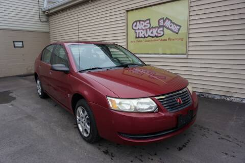 2005 Saturn Ion for sale at Cars Trucks & More in Howell MI