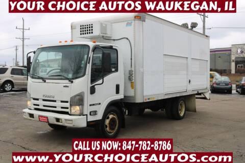 2009 Isuzu NQR for sale at Your Choice Autos - Waukegan in Waukegan IL