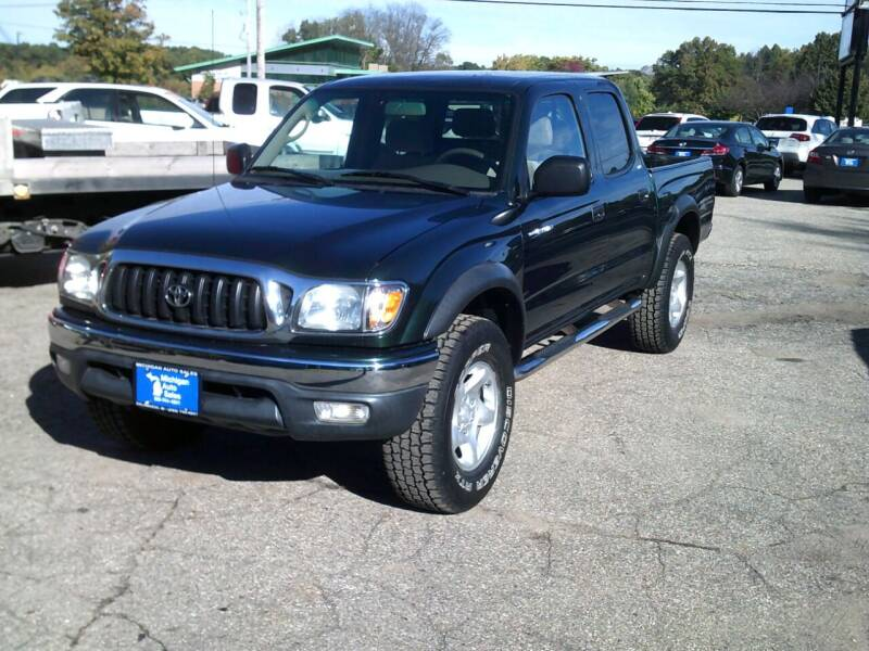2003 Toyota Tacoma for sale at Michigan Auto Sales in Kalamazoo MI