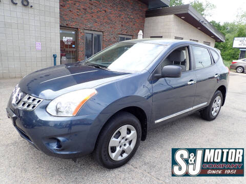 2012 Nissan Rogue for sale at S & J Motor Co Inc. in Merrimack NH