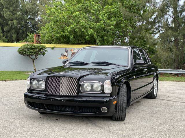 2003 Bentley Arnage for sale at Exclusive Impex Inc in Davie FL