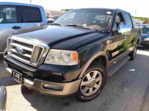 2005 Ford F-150 for sale at Cj king of car loans/JJ's Best Auto Sales in Troy MI
