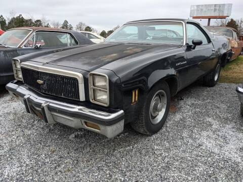 1977 Chevrolet El Camino for sale at Classic Cars of South Carolina in Gray Court SC