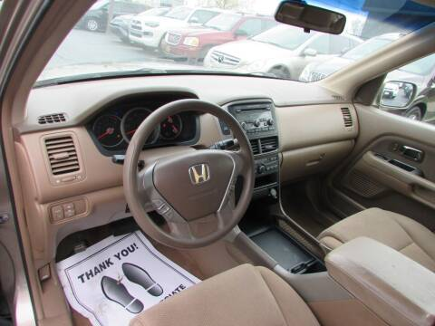 2007 Honda Pilot for sale at MIRA AUTO SALES in Cincinnati OH