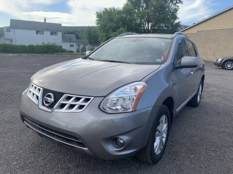 2012 Nissan Rogue for sale at VINNY AUTO SALE in Duryea PA