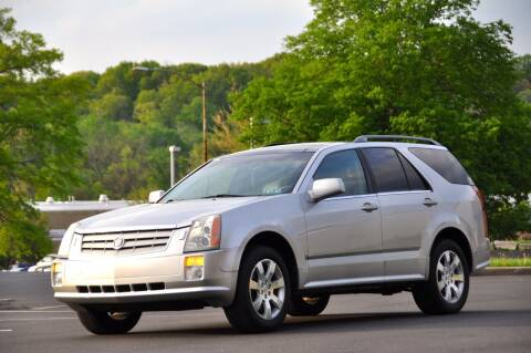 2008 Cadillac SRX for sale at T CAR CARE INC in Philadelphia PA