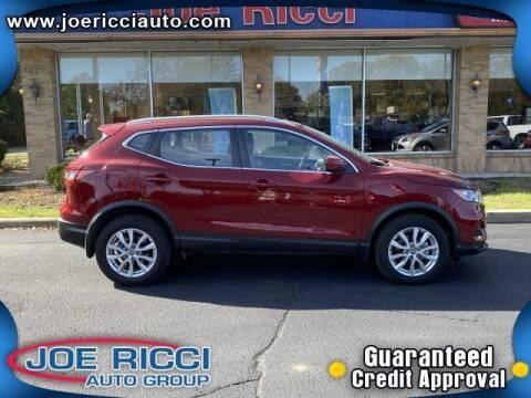 2020 Nissan Rogue Sport for sale at JOE RICCI AUTOMOTIVE in Clinton Township MI