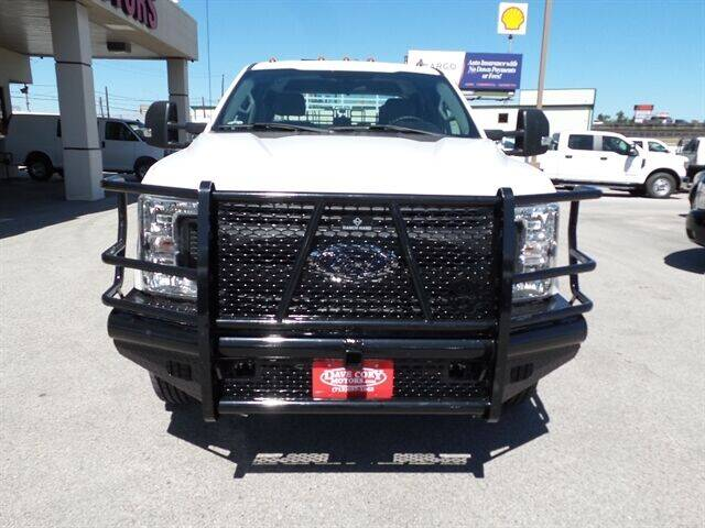 2019 Ford F-350 Super Duty 4x4 XL 4dr Crew Cab 179 in. WB DRW Chassis - Houston TX