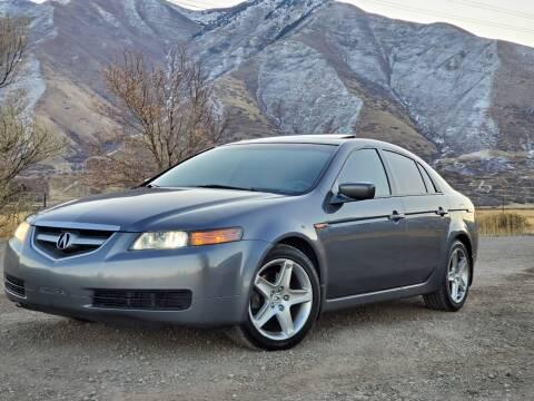 2006 Acura TL for sale at FRESH TREAD AUTO LLC in Springville UT