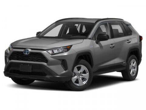 2021 Toyota RAV4 Hybrid for sale at BEAMAN TOYOTA GMC BUICK in Nashville TN
