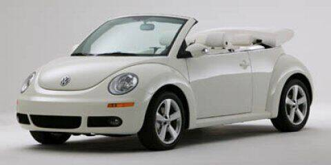 2007 Volkswagen New Beetle Convertible for sale at DICK BROOKS PRE-OWNED in Lyman SC