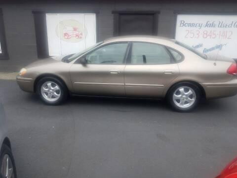 2005 Ford Taurus for sale at Bonney Lake Used Cars in Puyallup WA
