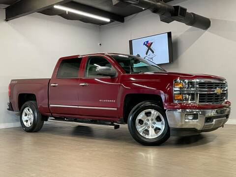 2014 Chevrolet Silverado 1500 for sale at TX Auto Group in Houston TX
