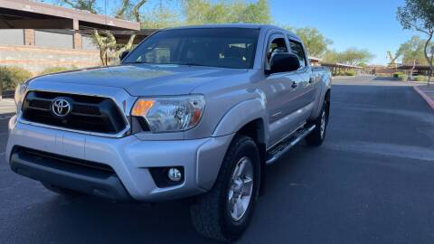 2012 Toyota Tacoma for sale at Autodealz in Tempe AZ