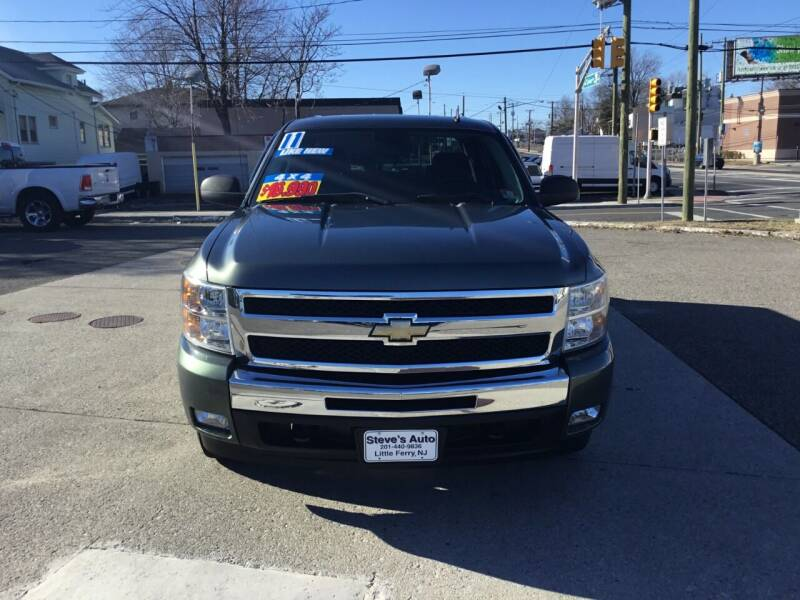 2011 Chevrolet Silverado 1500 for sale at Steves Auto Sales in Little Ferry NJ