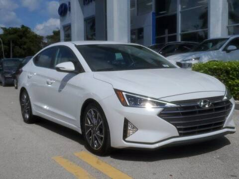 2020 Hyundai Elantra for sale at DORAL HYUNDAI in Doral FL