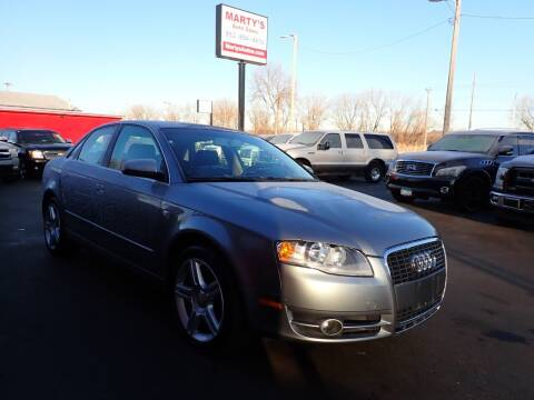 2007 Audi A4 for sale at Marty's Auto Sales in Savage MN