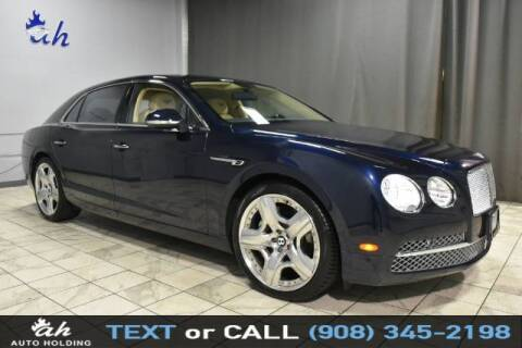 2014 Bentley Flying Spur for sale at AUTO HOLDING in Hillside NJ