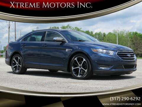 2016 Ford Taurus for sale at Xtreme Motors Inc. in Indianapolis IN