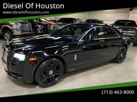 2015 Rolls-Royce Ghost for sale at Diesel Of Houston in Houston TX