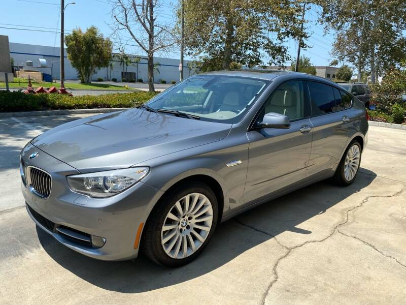 2010 BMW 5 Series for sale at 7 Auto Group in Anaheim CA