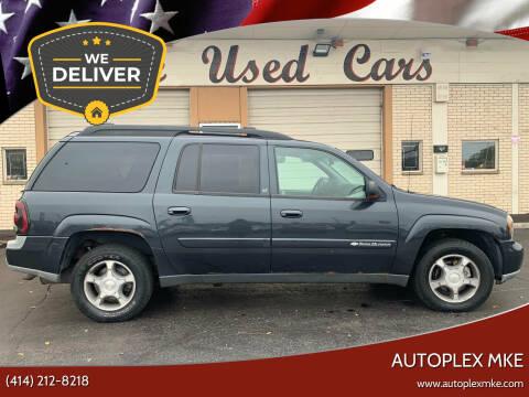 2004 Chevrolet TrailBlazer EXT for sale at Autoplexmkewi in Milwaukee WI