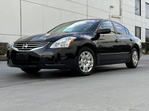 2012 Nissan Altima for sale at New City Auto - Retail Inventory in South El Monte CA