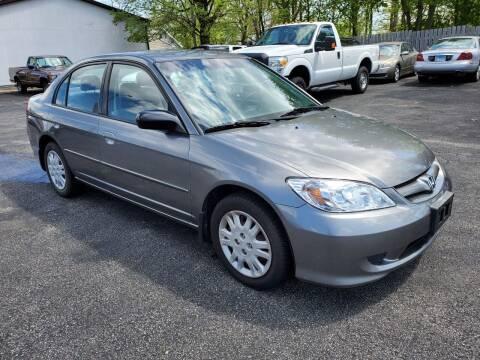 2004 Honda Civic for sale at Prospect Auto Mart in Peoria IL