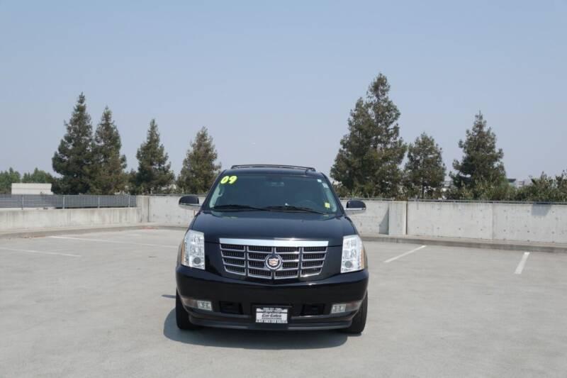 2009 Cadillac Escalade for sale at BAY AREA CAR SALES in San Jose CA
